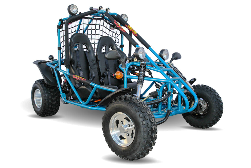 Spider 200cc Go Kart - Power Dirt Bikes