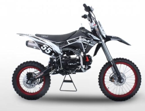BMS PRO-X 125 DIRT BIKE - Power Dirt Bikes