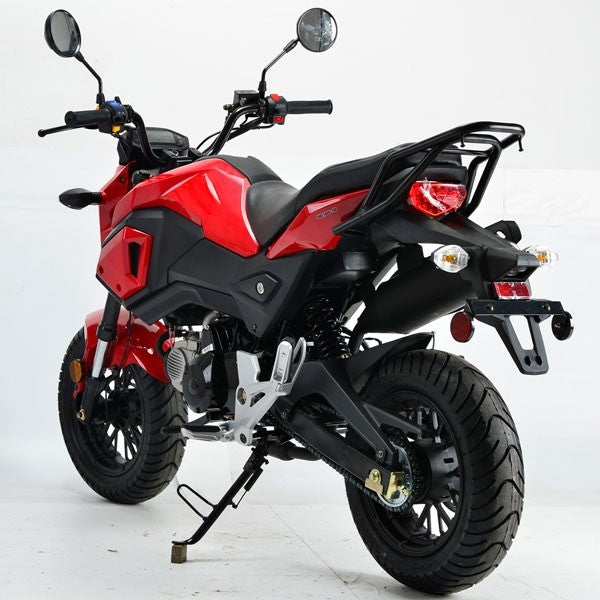 2020 2nd Gen Boom Vader 125cc Gas Motorcycle - Power Dirt Bikes