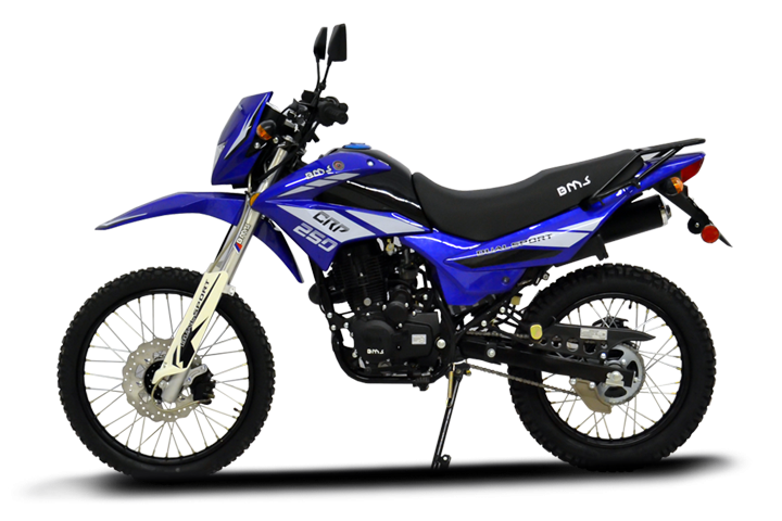 BMS ENDURO 250 CRP Dirt Bike - Power Dirt Bikes