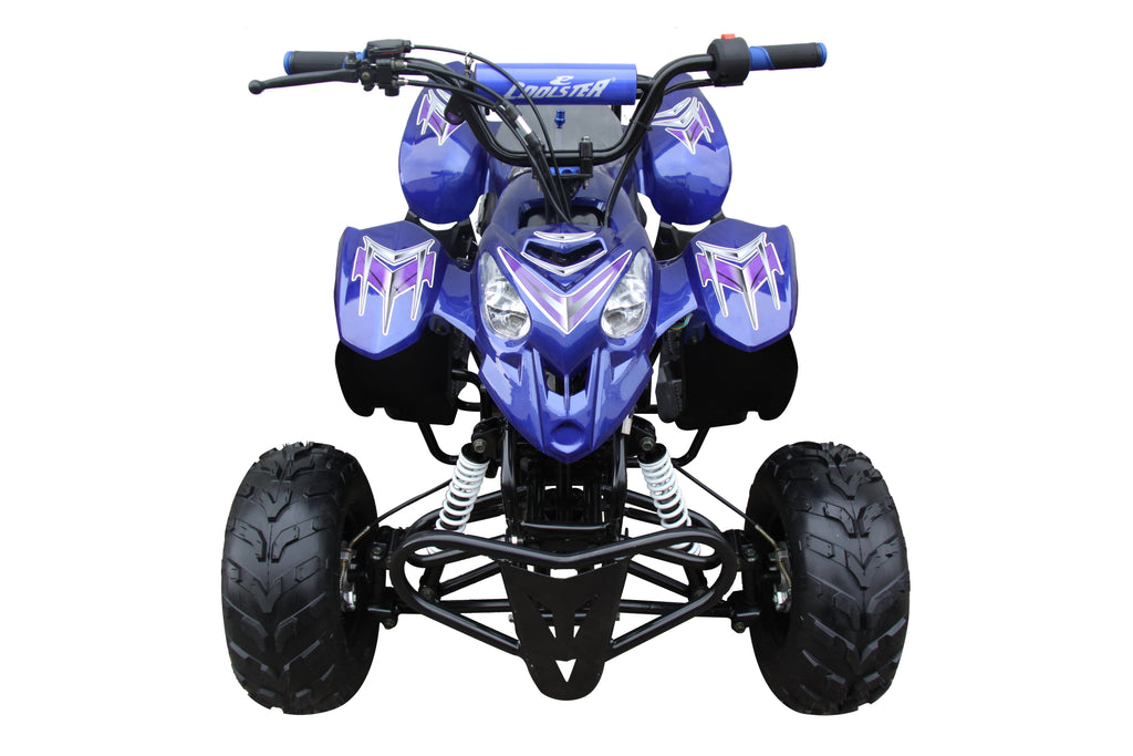Coolster 3050B 110cc Mini Kids ATV Four Wheeler - Power Dirt Bikes