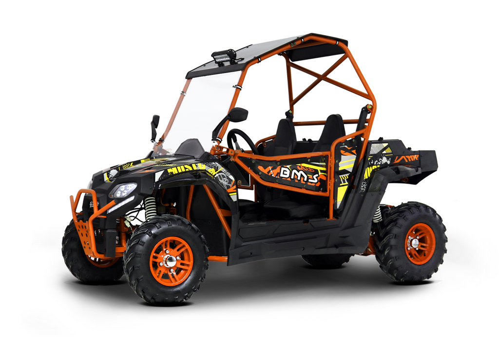 BMS 150cc UTV Avenger LX22 - Power Dirt Bikes