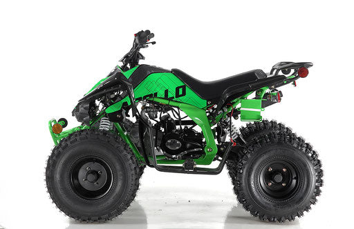 Apollo Blazer 9 125cc ATV - Auto with Reverse - Power Dirt Bikes