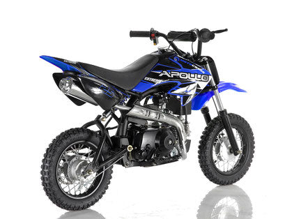 Apollo DB25 70cc Kids Dirt Bike Automatic - Power Dirt Bikes