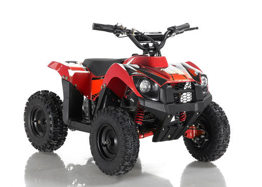 Apollo Volt 500 Watt Electric ATV - Power Dirt Bikes