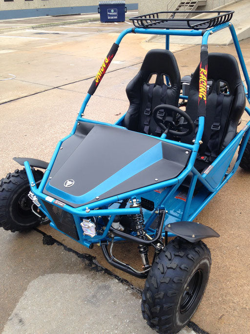 Batman 200cc Go Kart - Power Dirt Bikes