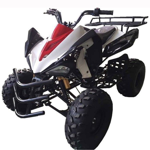 Cougar SS Sport 125cc ATV with Reverse - Power Dirt Bikes