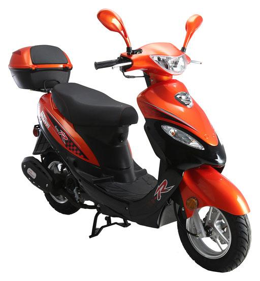 Solana 50cc Gas Scooter - Power Dirt Bikes