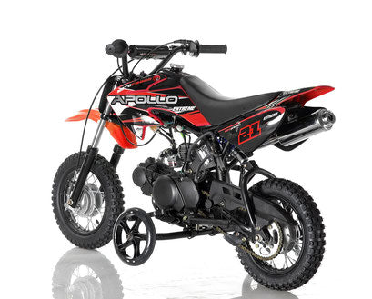 Apollo DB-21 70cc Dirt Bike - Power Dirt Bikes