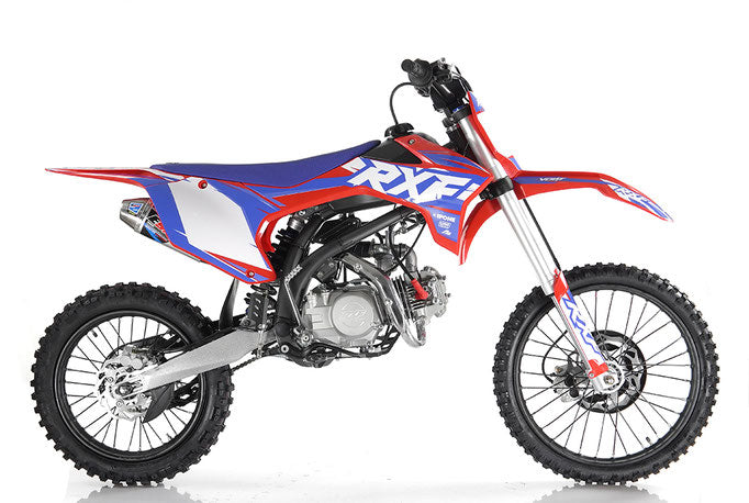 RXF150 FreeRide MAX 140cc Manual Performance Dirt Bike