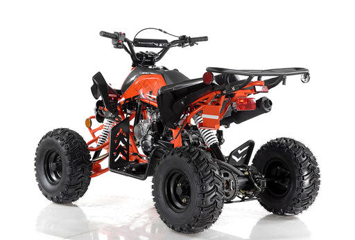 Apollo Blazer 7 125cc Mid Size ATV - Power Dirt Bikes