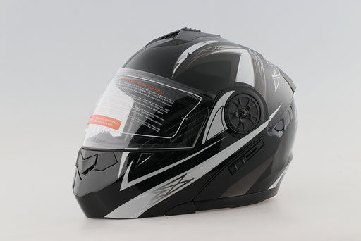 Flip Up Full Face Helmet - Power Dirt Bikes