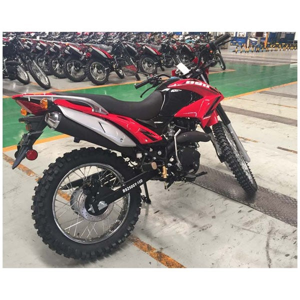DB-41H-250CC Dirt Bike 5-Speed Manual Electric/Kick Start - Power Dirt Bikes
