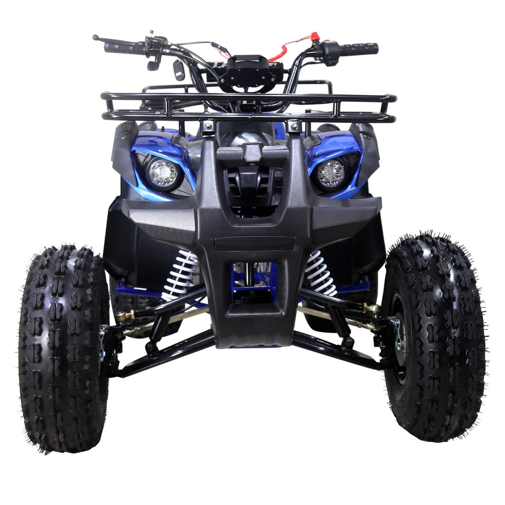 TAOTAO 125cc TFORCE ATV Automatic W/ Reverse ATV - Power Dirt Bikes
