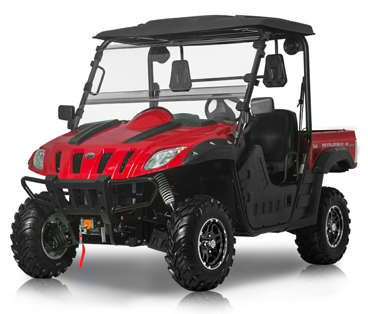 BMS RANCH PONY 600 EFI UTV - Power Dirt Bikes