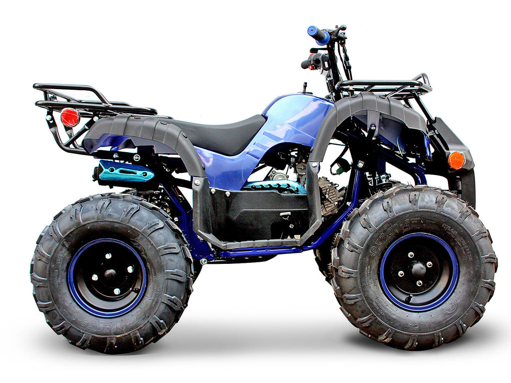 Ice Bear Spartan 8 125cc Youth ATV - Power Dirt Bikes