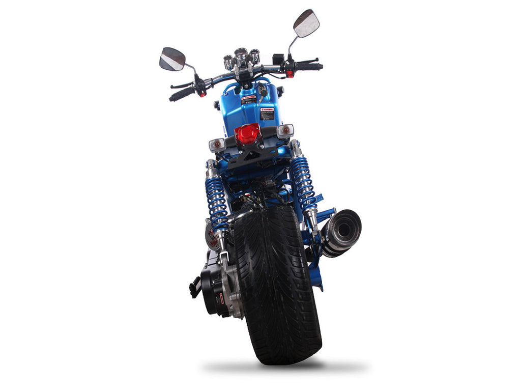 Maddog 50cc Gas Scooter - Power Dirt Bikes