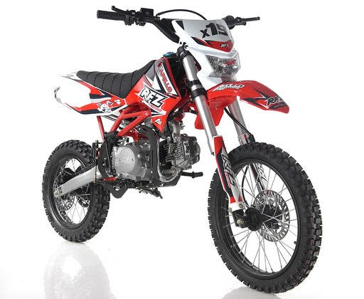 Apollo DB x19 125cc Dirt Bike with Headlight - Power Dirt Bikes