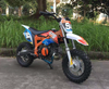 RPS 60cc Mini Automatic Dirt Bike with Electric Start - IN STOCK SOON!! ORDER TODAY!!