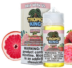 Tropic King - Grapefruit Gust - 100ml