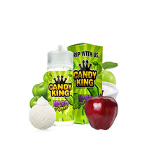 Candy King - Hard Apple - 100ml