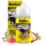 VAPETASIA - Killer Custard Strawberry 100ml
