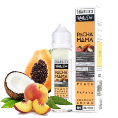 CCD Pachamama - PEACH PAPAYA COCONUT CREAM 60ml