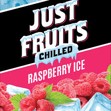 Just Fruits - Raspberry Ice