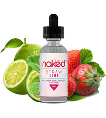 Naked 100 - STRAW LIME 60ml