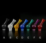Swivel Rotating 510 Acrylic Drip Tip