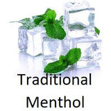 Menthol (traditional menthol)  E-liquid