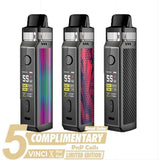 LIMITED EDITION - Vinci X 70W Mod Pod KIT - 5 Free Coils