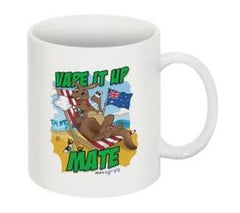 'Vape It Up Mate' Coffee Mug