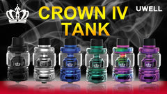 Uwell Crown IV 6ml Tank