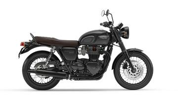2019 Triumph Bonneville T120 Black - SDK