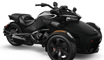 2019 Can-Am Spyder F3-S - SDK