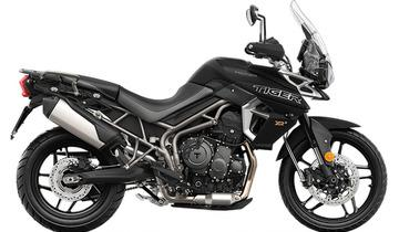 2020 Triumph Tiger 800 XRX LOW - SDK