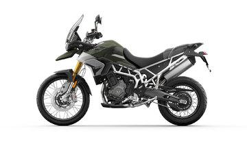 2020 Triumph Tiger 900 Rally - SDK