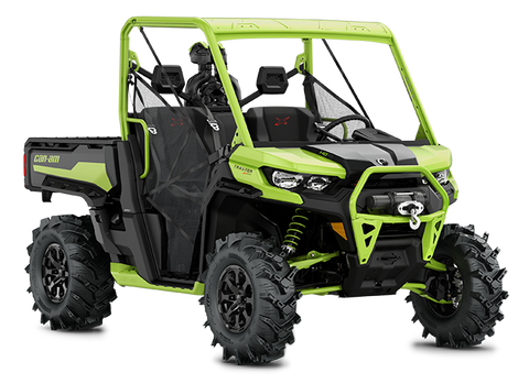 2021 Can-Am Traxter XMR HD10