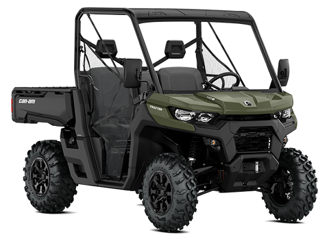 2021 Can-Am Traxter HD8 Base T3