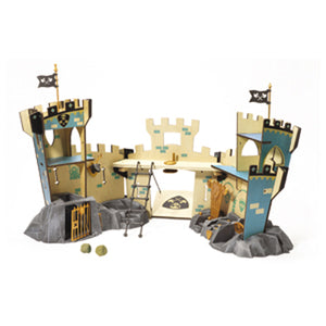 Arty toys / Castle on Ze Rock