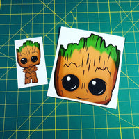 Groot Peeker and Mini Combo