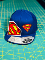 Superman Hat & Decal Combo
