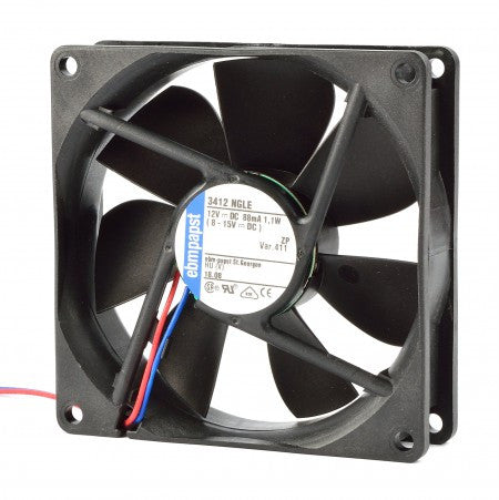 EBM PAPST - 3412 NGLE - DC FANS 3412 NGLE