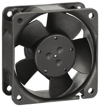 EBM PAPST - 8412NGR - Humidity protected DC fan, 69cu.m/h 12V