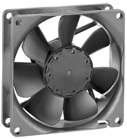 EBM PAPST - 8412N/2GM - DC axial fan 80mm 12V 58m3/h