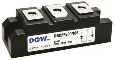 DB2F200P6S from Dawin Electronics