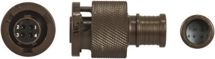 ITT Industries Cannon, MKJ3A6W6-4SN