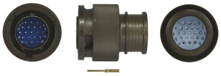 ITT Industries Cannon, MKJ3A6W9-19PN