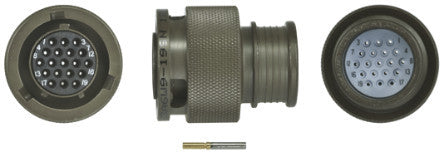 ITT Industries Cannon, MKJ3A6W9-19SN